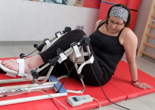 rehabilitacja kolana wrocław