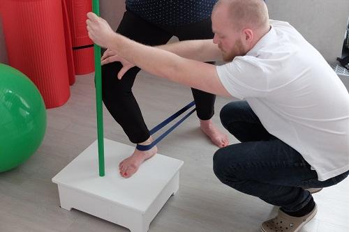 rehabilitacja stawu skokowego gawłowska 1